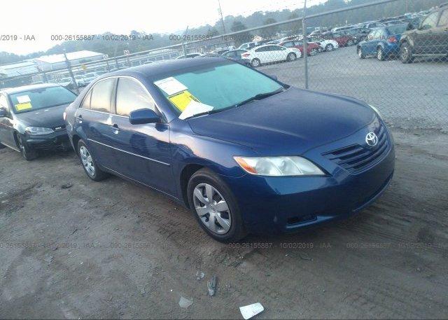 Inventory #247330071 2007 Toyota CAMRY