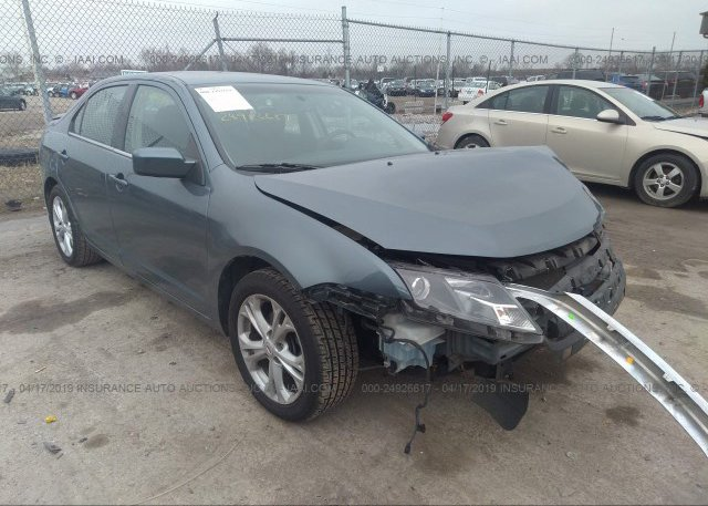 Inventory #778042551 2012 FORD FUSION