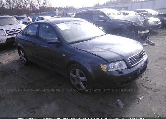 Inventory #533257183 2003 AUDI A4