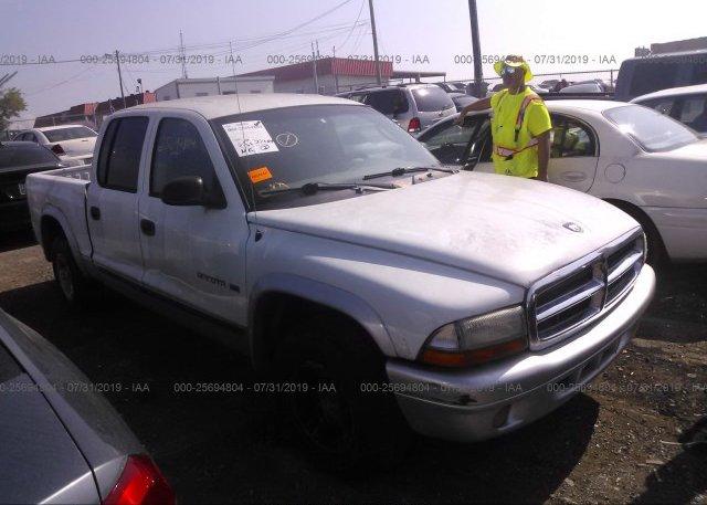 Inventory #167326397 2002 Dodge DAKOTA