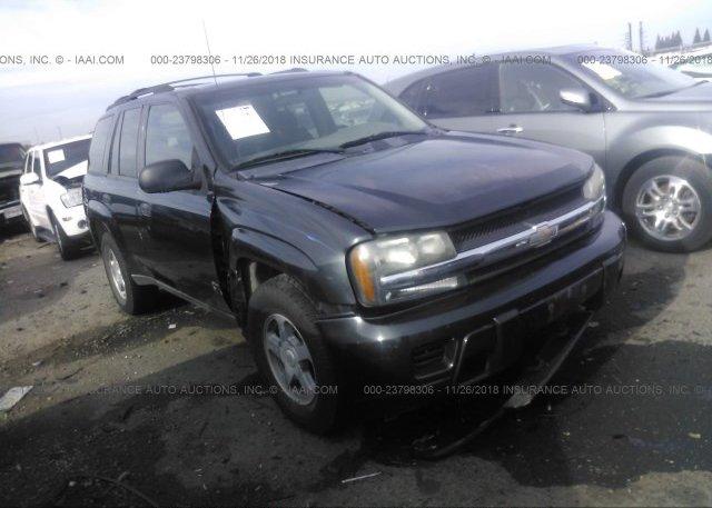 Inventory #466451350 2004 Chevrolet TRAILBLAZER