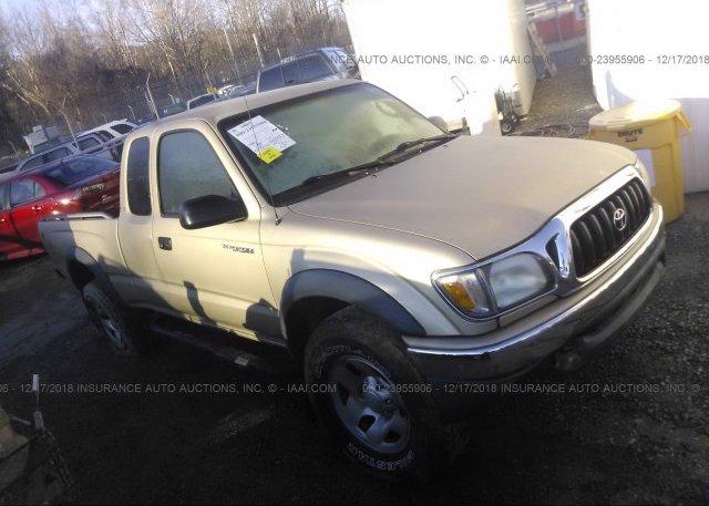 Inventory #955142769 2004 Toyota TACOMA