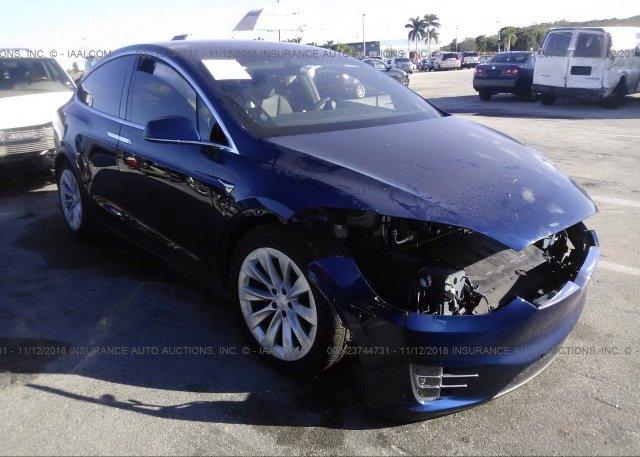 Inventory #684815378 2018 Tesla MODEL X