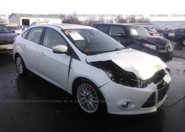Inventory #936417609 2012 FORD FOCUS