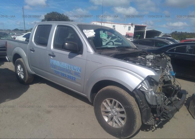 Inventory #483546437 2015 Nissan FRONTIER