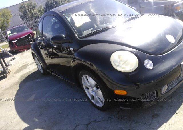 Inventory #383003713 2002 Volkswagen NEW BEETLE