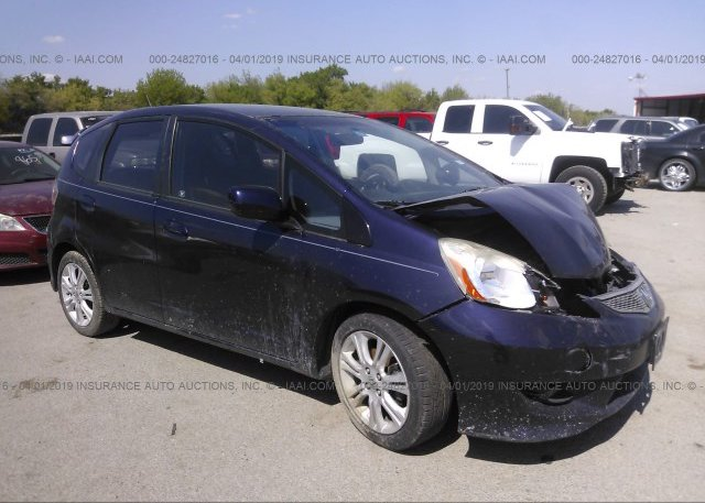 Inventory #554458366 2010 Honda FIT