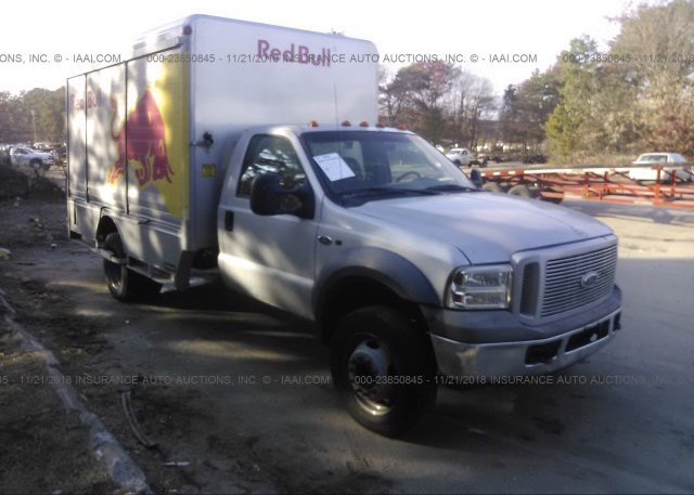 Inventory #440807733 2007 FORD F550
