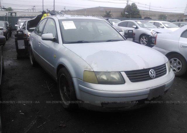 Inventory #418174664 1999 Volkswagen PASSAT