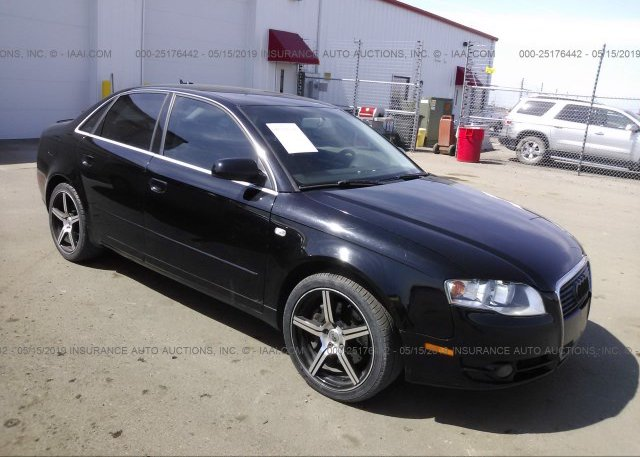Inventory #845016888 2006 Audi A4