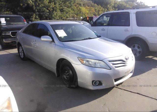 Inventory #322422729 2011 Toyota CAMRY