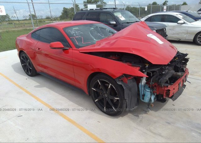 Inventory #384078353 2016 FORD MUSTANG