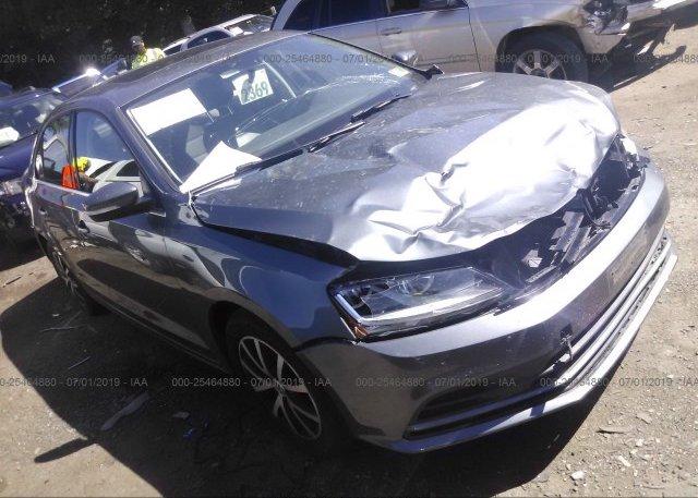 Inventory #277702627 2017 Volkswagen JETTA
