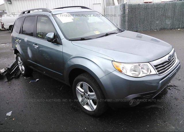 Inventory #244445712 2010 Subaru FORESTER