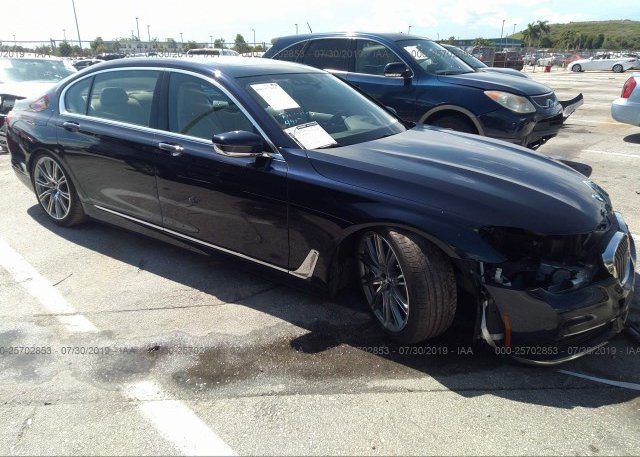 Inventory #581952843 2018 BMW 740