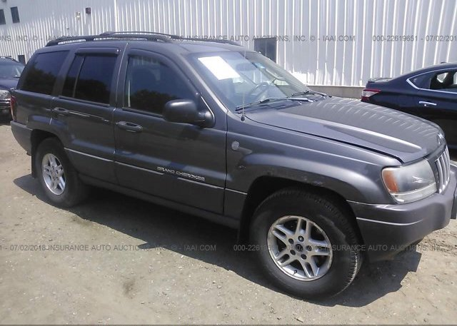Inventory #114735223 2004 JEEP GRAND CHEROKEE