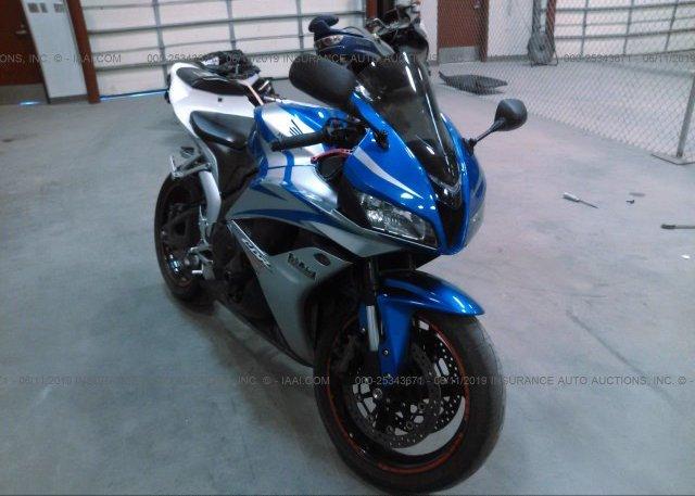 Inventory #813656785 2007 Honda CBR600