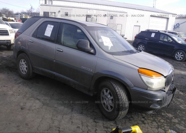 Inventory #676863336 2002 Buick RENDEZVOUS