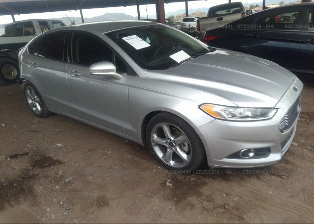 Inventory #659338492 2014 FORD FUSION