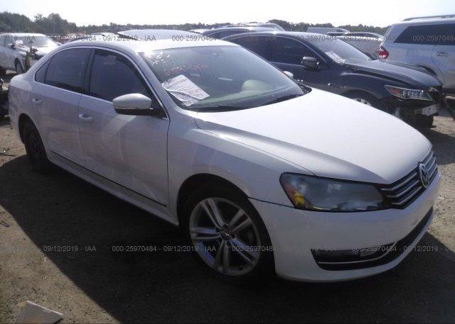 Inventory #757285141 2015 Volkswagen PASSAT