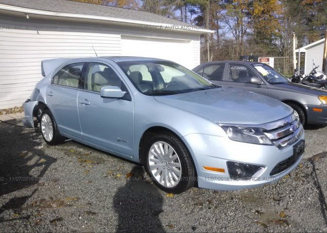 Inventory #102632347 2011 FORD FUSION