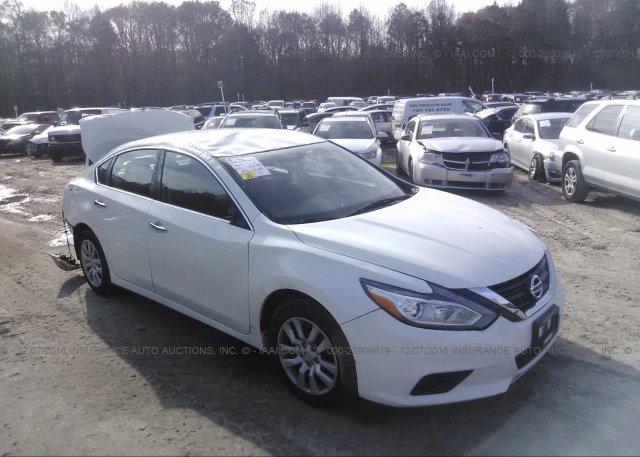 Inventory #347284976 2016 Nissan ALTIMA