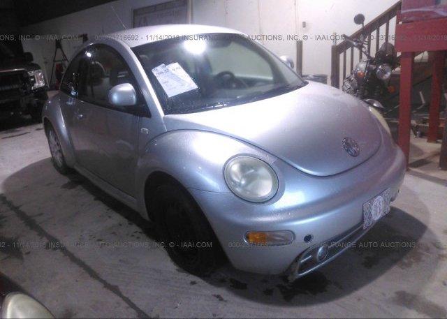Inventory #951054458 2000 Volkswagen NEW BEETLE
