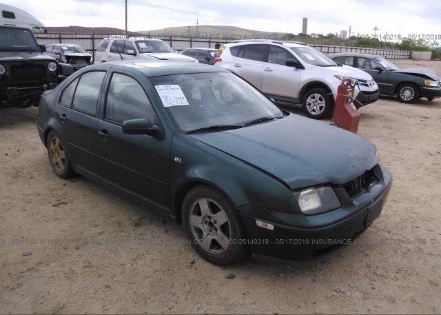 Inventory #346750429 1999 Volkswagen JETTA