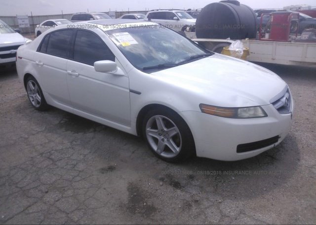 UUAA Original White Acura Tl At AMARILLO TX On Online - Acura tl 2018 tires