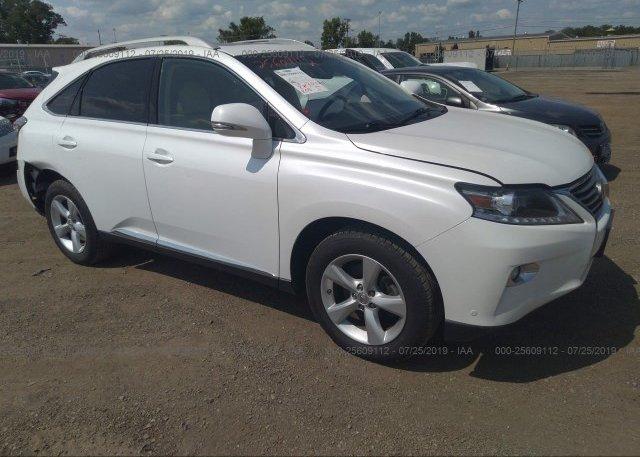 Inventory #435215446 2013 Lexus RX