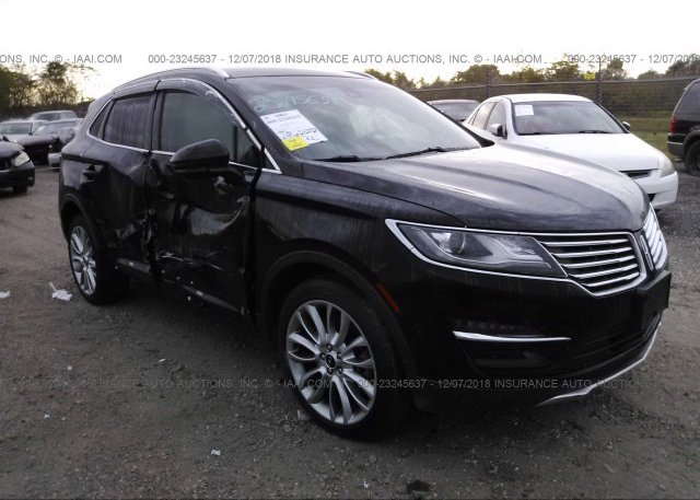 Inventory #582015428 2017 Lincoln MKC