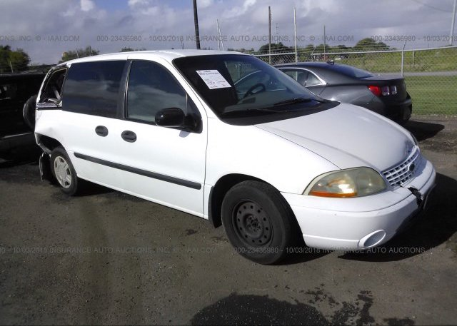Inventory #133240247 2003 FORD WINDSTAR