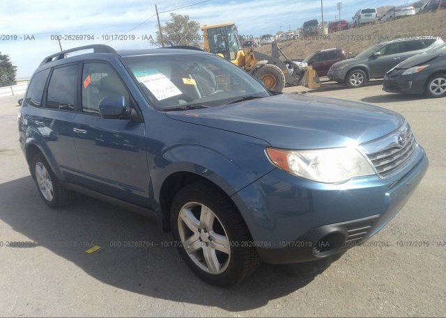 Inventory #469165734 2009 Subaru FORESTER