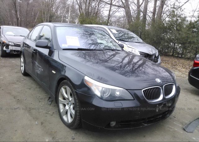 Inventory #903177933 2006 BMW 550