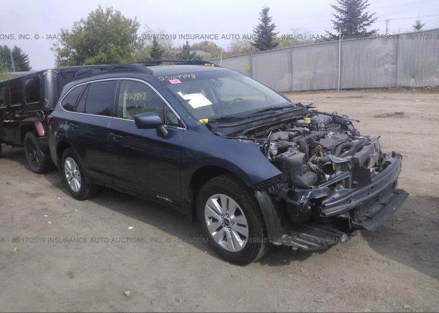 Inventory #796438597 2015 Subaru OUTBACK