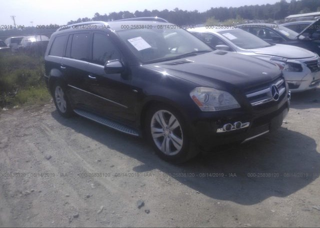 Inventory #843883358 2010 Mercedes-benz GL