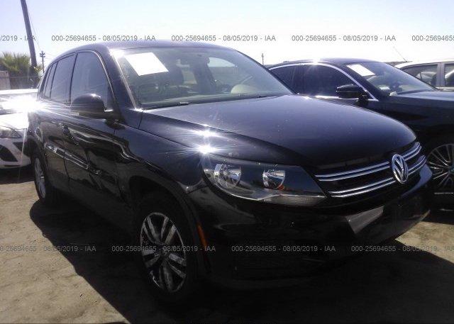 Inventory #126185238 2013 Volkswagen TIGUAN