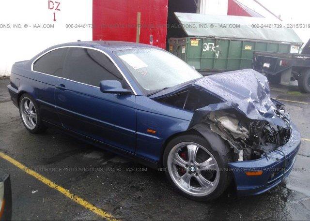 Inventory #720004508 2001 BMW 325