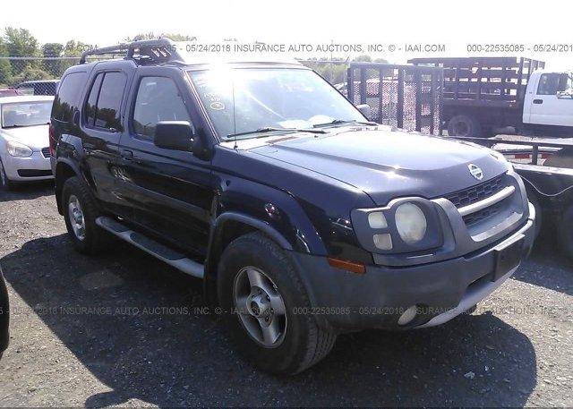 5n1ed28t13c687105 Clear Silver Nissan Xterra At Suffolk Va On