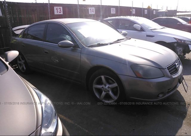 1n4bl11e15c319130 Salvage Gold Nissan Altima At Commerce City Co