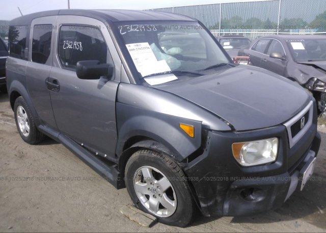 Inventory #361768755 2005 Honda ELEMENT
