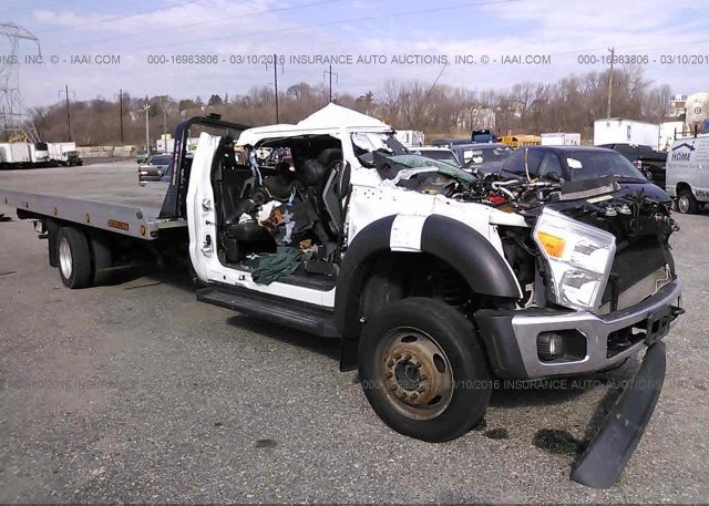 Inventory #752144282 2015 FORD F550