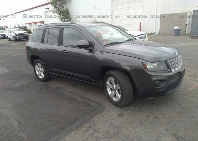 Inventory #910240838 2016 JEEP COMPASS