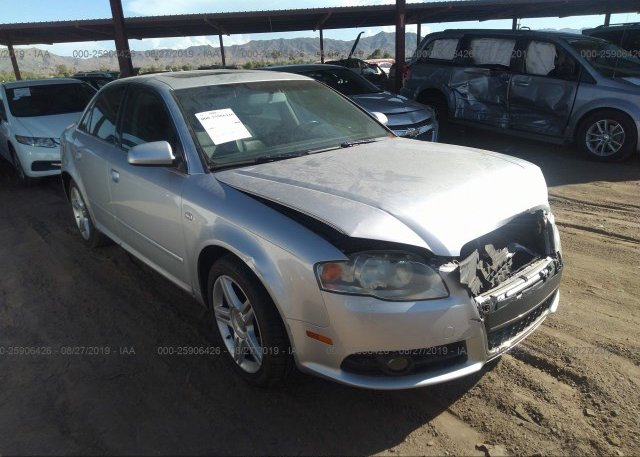 Inventory #990514876 2008 AUDI A4