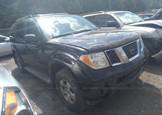 Inventory #713575540 2006 Nissan PATHFINDER