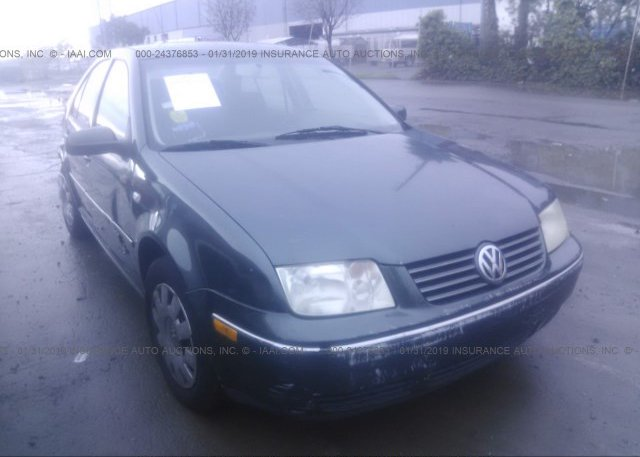 Inventory #149330394 2004 Volkswagen JETTA