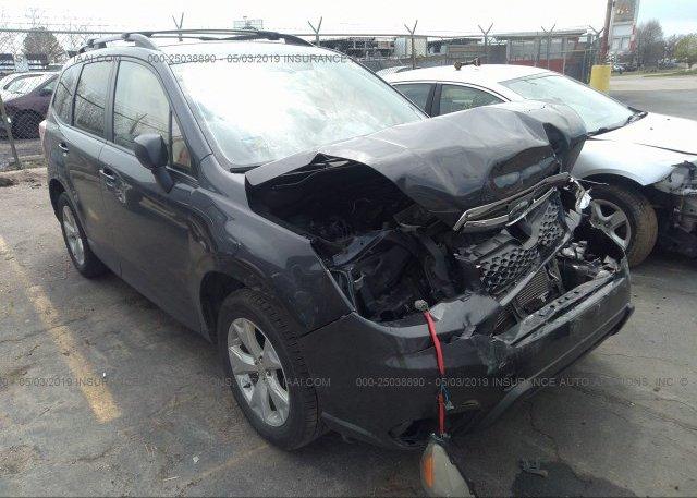Inventory #232822545 2016 Subaru FORESTER