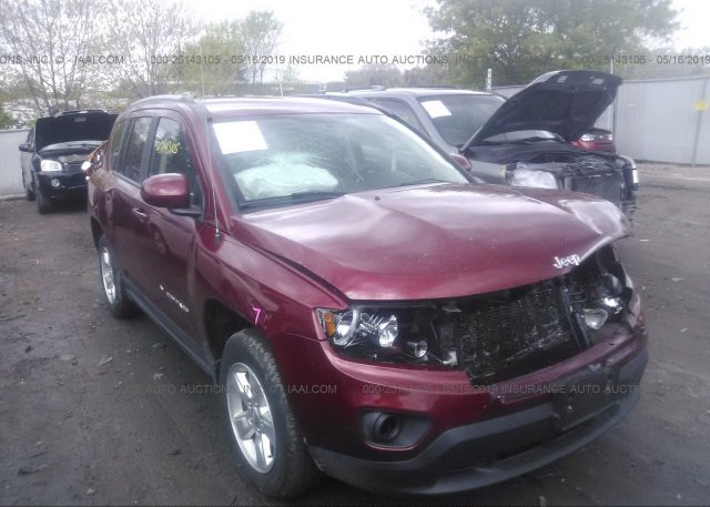 Inventory #974507631 2016 JEEP COMPASS
