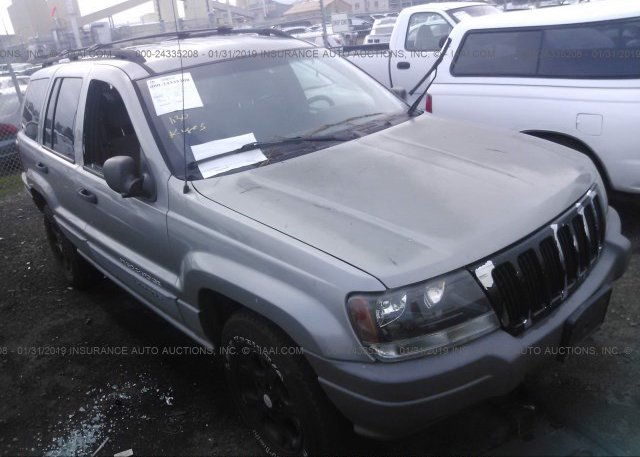 Inventory #272077822 2000 JEEP GRAND CHEROKEE