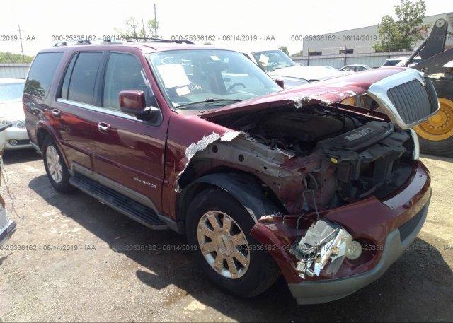 Inventory #730143122 2004 Lincoln NAVIGATOR